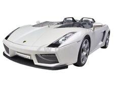 LAMBORGHINI CONCEPT S PEARL WHITE 1/18 DIECAST CAR MODEL BY MOTORMAX 79156