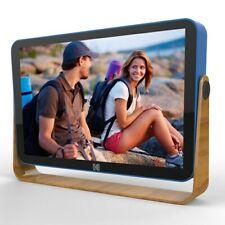 "Kodak 10"" WiFi Enable Rechargeable Digital Photo Frame RWF-108 (Blue)"