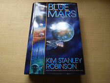 Blue Mars Kim Stanley Robinson First US Edition 1996