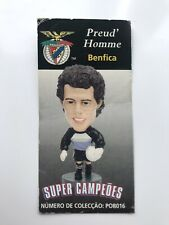More details for corinthian - preud'homme (benfica) collector card portugal portuguese headliner