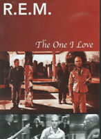 DVD R.E.M. – The One I Love Germany 2006 Sealed