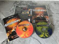 SUPER POWER 2 - PC Video Game - Dream Catcher - Strategy & World Domination