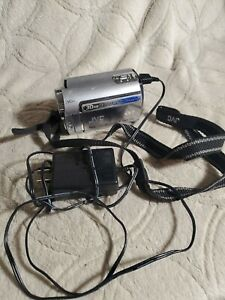Used JVC Everio GZ-MG330HU Hard Disc Camcorder