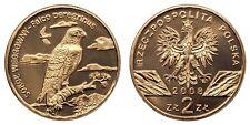 Poland / Polen - 2zl Peregrine falcon