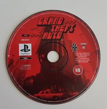 PS1 Grand Theft Auto - R18+