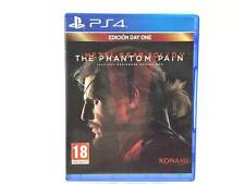 JUEGO PS4 METAL GEAR SOLID V: THE PHANTOM PAIN PS4 5988551