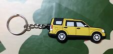 GREEN Landrover Discovery Series 3 Collectors Key Ring
