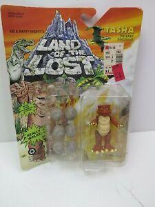 Tasha Baby Dinosaur  LAND OF THE LOST TV Show 1992 Wind-Up ACTION FIGURE TOY NIP