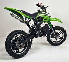 50cc MINI DIRT BIKE, Pit Bike, Mini Moto, Dirt Bike,  2 stroke, Automatic