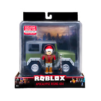 SEALED ROBLOX Celebrity Action Figures Accessories APOCALYPSE RISING 4X4 Car