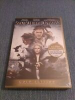 Snow White and the Huntsman (DVD, 2012, Widescreen) Gold Edition