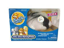 Zhu Zhu Pets Rockstars Ryder Hamster New In Box #86204