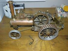 1 INCH SCALE LIVE STEAM MINNIE TRACTION ENGINE