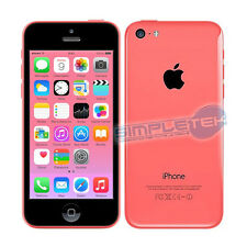 APPLE IPHONE 5C ROSA GRADO A 16GB, ACCESSORI, GARANZIA 4 MESI, PINK