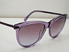 Authentic  LACOSTE L812S 514 Lilac Transparent Violet Gradient Sunglasses $249