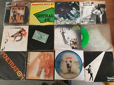Joblot Of 52 7 Inch Singles Punk  Cure Pistols Spizz Conflict Patti Joy Division