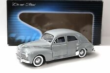 1:18 Solido Peugeot 203 Sedan 1954 grey NEW bei PREMIUM-MODELCARS