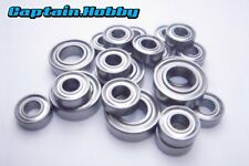 Metal Ball Bearing Set for Tamiya 58609 Mercedes-Benz Unimog 425 CC01 (18pcs)Cap