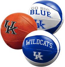 "Rawlings Kentucky Wildcats Collegiate Softee 3 Pack 4"" Basketball Set NEW"