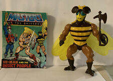 Buzz-Off 1983 Masters of the Universe He-Man MOTU