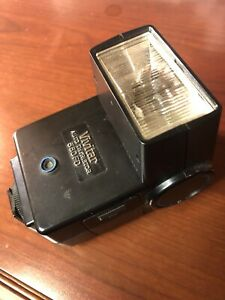 VIVITAR 550 Auto Thyristor Bounce Flash for Minolta/Pentax/Olympus TESTED