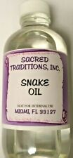 Snake Oil 4 oz  Essential Oil