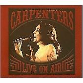 Carpenters - Live on Air ( CD 2010 ) NEW / SEALED