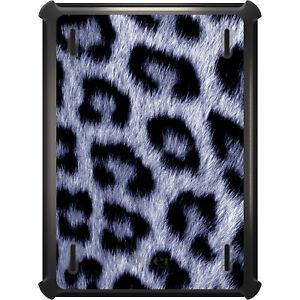 OtterBox Defender for iPad Pro / Air / Mini -  Blue Black Leopard Fur Skin