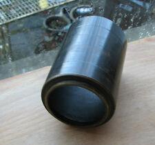 48mm x 0.75 large brass telephoto  metal lens hood  57mm dia x 80mm long