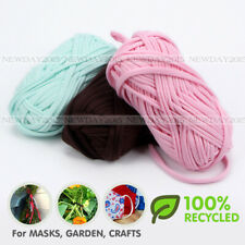 30YARD(100G) - ELASTIC CORD TIE - FOR GARDEN/CRAFTS - 100% RECYCLED