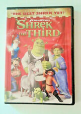 Shrek the Third (Dvd, 2007, Widescreen Version) New