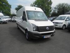 Volkswagen Crafter Commercial Van-Delivery, Cargoes
