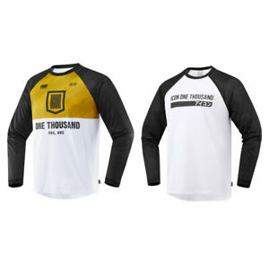 2020 Icon Long Sleeve Jersey Casual Wear - Pick Size and Graphic