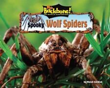 Spooky Wolf Spiders Library Binding Meish Goldish