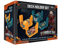 Zombicide - Invader Deck Holders Board Games CMON Miniatures NEW (ENGLISH)