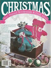 Christmas Year Round Needlework & Craft Ideas March/April 1992