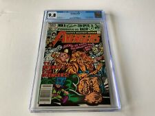 AVENGERS 216 CGC 9.8 WHITE PAGES TIGRA SILVER SURFER FANTASTIC FOUR MARVEL COMIC