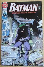 Batman Issue #450-1990-DC Comics,  good condition