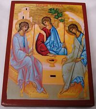 Holy Trinity Icon russian Angel Icon Icons Icon Icon Rublev ИКОНА