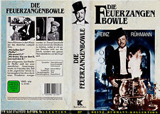 VHS -- Die Feuerzangenbowle -- (1944) - Heinz Rühmann - Hilde Sessak