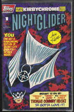Night Glider us topps bande dessinée vol.1 # 1/'93 incl. trading card