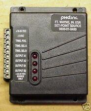 PHD INC Set Point Module PNP 9800 01 0400 _ 9800010400 _ 9800-01-0400