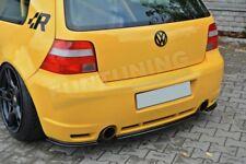 Golf 4 R32 Sportauspuff für R32 Stoßstange Auspuff  Endschalldämpfer VW GOLF IV