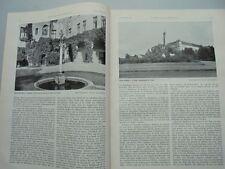 1927 2 Augsburg ische Schlösser Kirchheim Mindel Lauingen Elchingen
