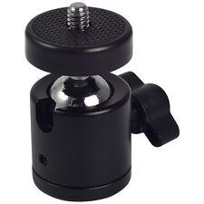 "90° Adjustable Tripod Monopod Ball Head Ballhead 1/4"" for DSLR Camera"