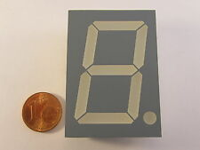 "38,1mm (1,5"") 7-Segment Display Kingbright SC15-11EWA, ROT, gem. Kathode"