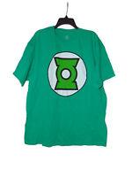 Dc Comics The Green Lantern T-Shirt Size Xl Nwot