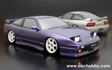 ABC-Hobby 66138 1/10 Nissan 180SX (inkl. LED Halter)