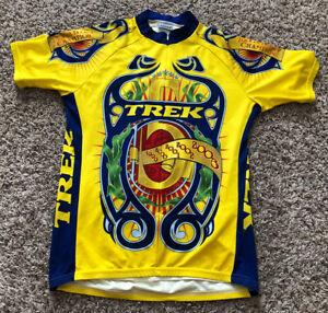 TREK Cycling Jersey Mens Large Tour De France Champion 1999-2003
