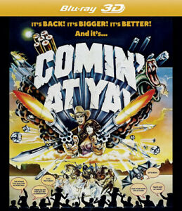 Comin' at Ya! in 3D [New Blu-ray]